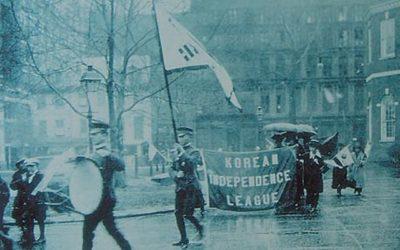 한인사회의 독립운동